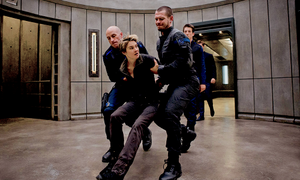 Insurgent stills from Amity