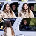 JTJT visiting pregnant wife Jessica on set (27 feb 2015) - jessica-biel photo