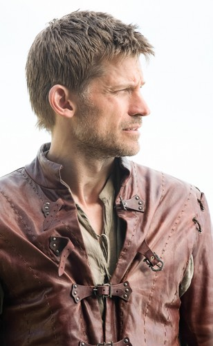 Jaime Lannister वॉलपेपर containing a green beret, वर्दी, थैली, and बांधे titled Jaime Lannister