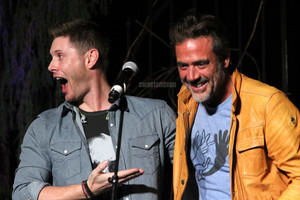 Jensen and Jeffrey Dean morgan