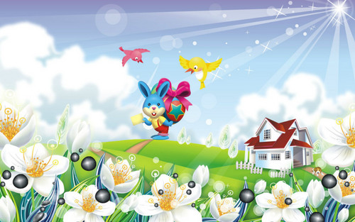 Happy Easter All My অনুরাগী দেওয়ালপত্র titled Jessowey's Fave Easter Picks