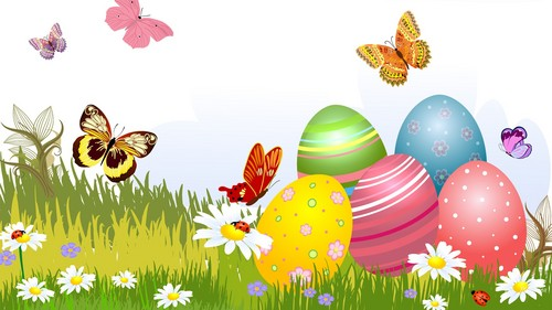 Happy Easter All My fan wallpaper called Jessowey's Fave Easter Picks