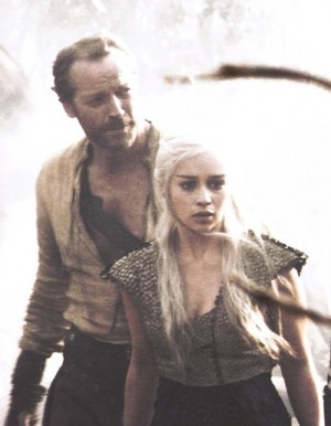 Jorah and Dany ღ