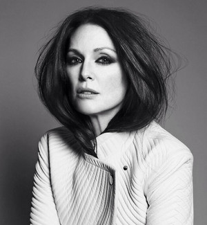 Julianne Moore for Porter, Spring 2014.