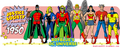 Justice Society of America 1950 - dc-comics fan art