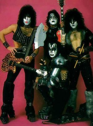 KISS 1981