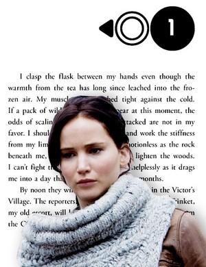 Katniss Everdeen | Catching brand - Chapter One