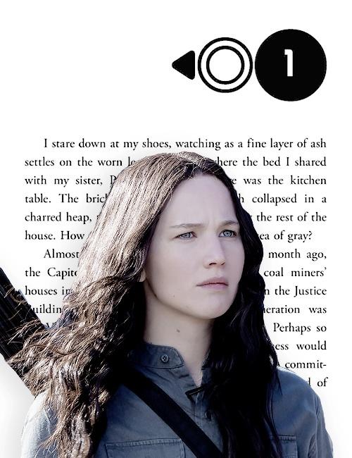 Katniss Everdeen | Mockingjay - Chapter One