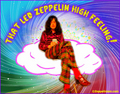 Led Zeppelin High - led-zeppelin fan art