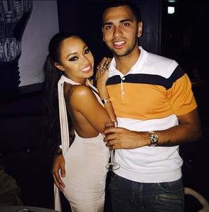 Leigh and Jordan