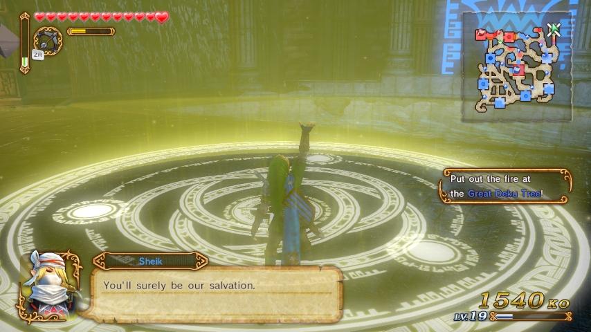 Link, Hero of Hyrule