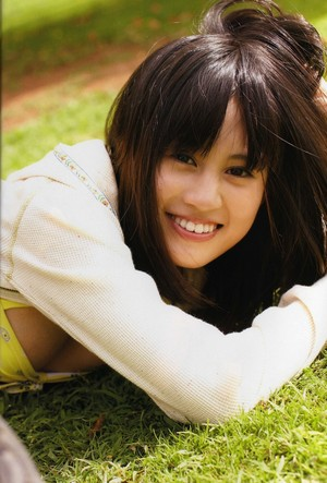 Maeda Atsuko photobook 'Acchan'