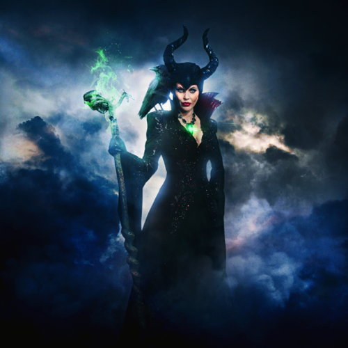 Once Upon A Time wallpaper with a snorkel called Maleficent