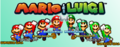 Mario and Luigi banner. - super-mario-bros fan art