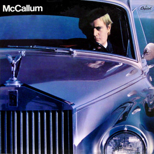 McCallum - LP cover