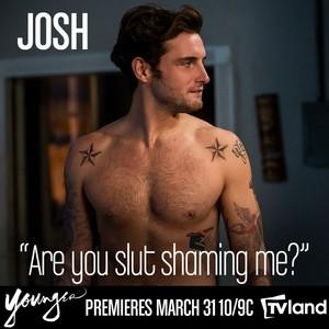 Meet Josh (Younger)