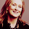 Meryl Streep photo with a portrait titled Meryl Streep