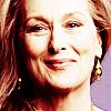 Meryl Streep photo containing a portrait entitled Meryl Streep