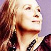 Meryl Streep photo with a portrait called Meryl Streep