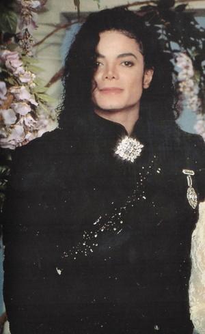 Michael Jackson - HQ Scan - Elizabeth Taylor Wedding