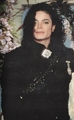 Michael Jackson - HQ Scan - Elizabeth Taylor Wedding - michael-jackson photo