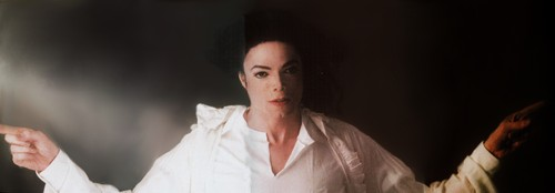 Michael Jackson wallpaper titled Michael Jackson - HQ Scan - Ghosts Film