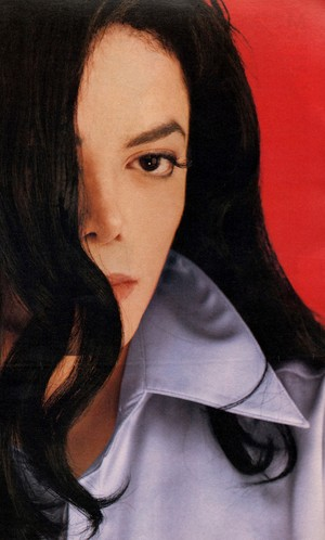 Michael Jackson - HQ Scan - Jonathan Exley Photosession