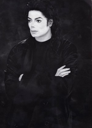 Michael Jackson - HQ Scan - Stranger In Moscow Short Film