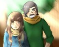Might Gai's Parents. - anime fan art