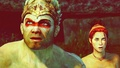 Monkey and Trip   Enslaved: Odyssey to the West - video-games photo