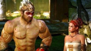 Monkey and Trip | Enslaved: Odyssey to the West