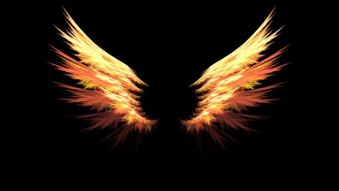 nyahtaylor images My guardian angels wings HD wallpaper ...