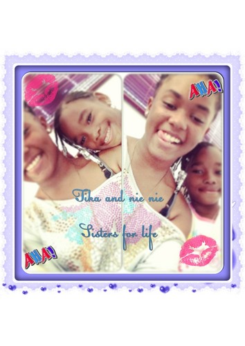 Ray Ray (Mindless Behavior) wallpaper entitled My lil and most beautiful sister