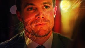 Oliver Queen achtergrond