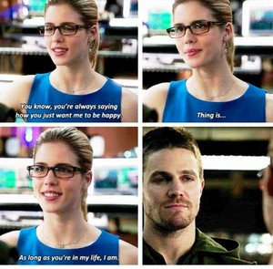 Oliver and Felicity 3x16 <3
