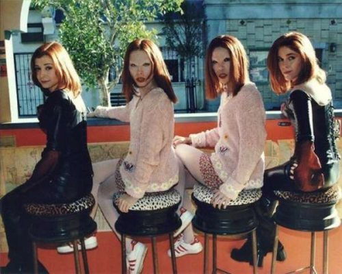 On the Buffy set