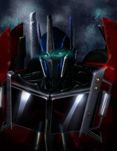 Optimus Prime wallpaper entitled Optimus Prime
