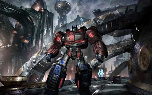 transformers wallpaper entitled Optimus Prime