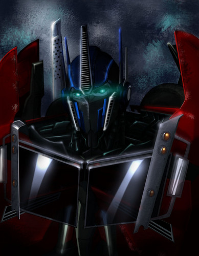 transformers wallpaper titled Optimus Prime