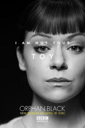 Orphan Black Alison Season 3 Poster