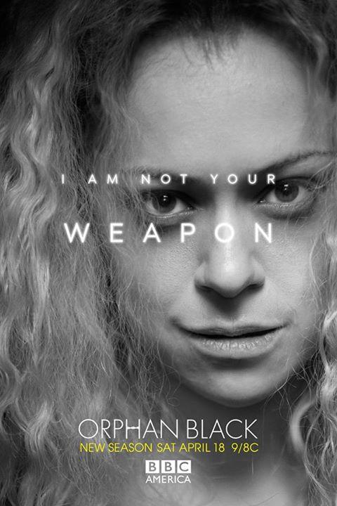 Orphan Black Helena Season 3 Poster