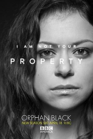 Orphan Black Sarah Season 3 Poster