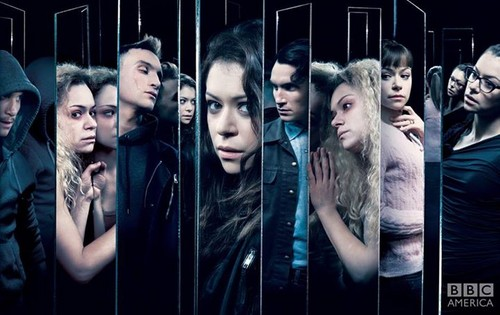 Orphan Black fond d'écran with a holding cell called Orphan Black Season 3 Official Poster