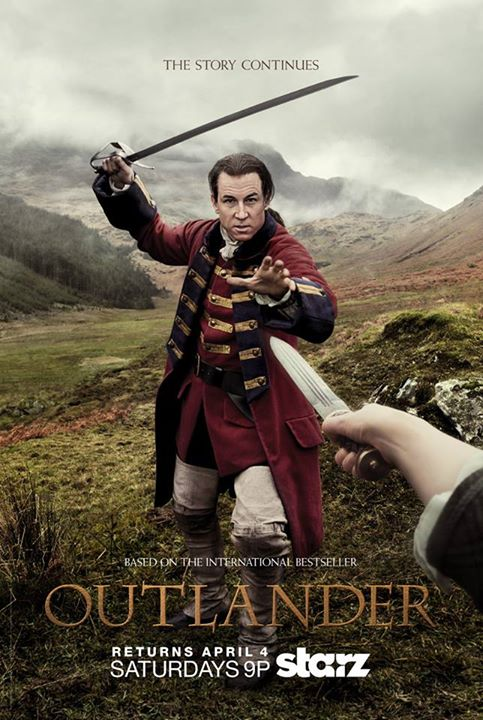 Outlander Season 1 Official Poster