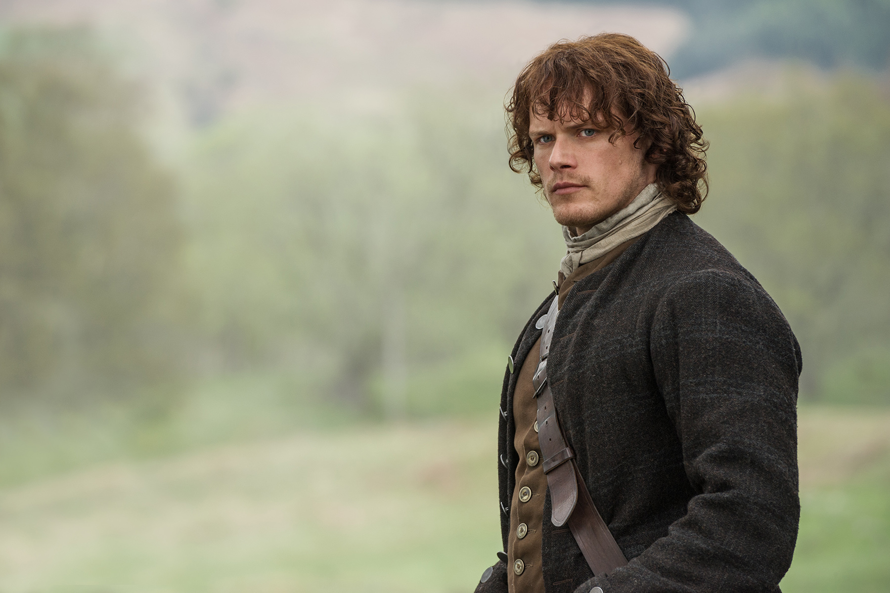 Outlander Season 1b promotional picture - Outlander 2014 TV Series    Outlander Tv Series
