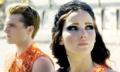 Peeta and Katniss - the-hunger-games photo