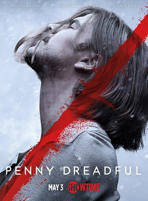 Penny Dreadful Season 2 Ethan Chandler official poster