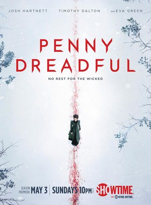 Penny Dreadful Season 2 Vanessa Ives official poster