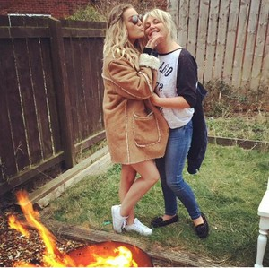 Perrie and Mom