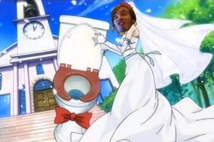 Pewdiepie marrys a toilet